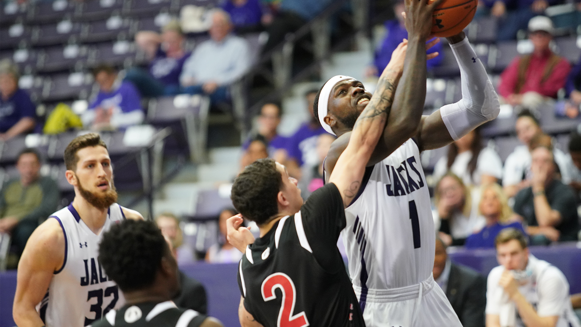 SFA Seeks to Strengthen Southland Conference Tournament Chances 1920x1080