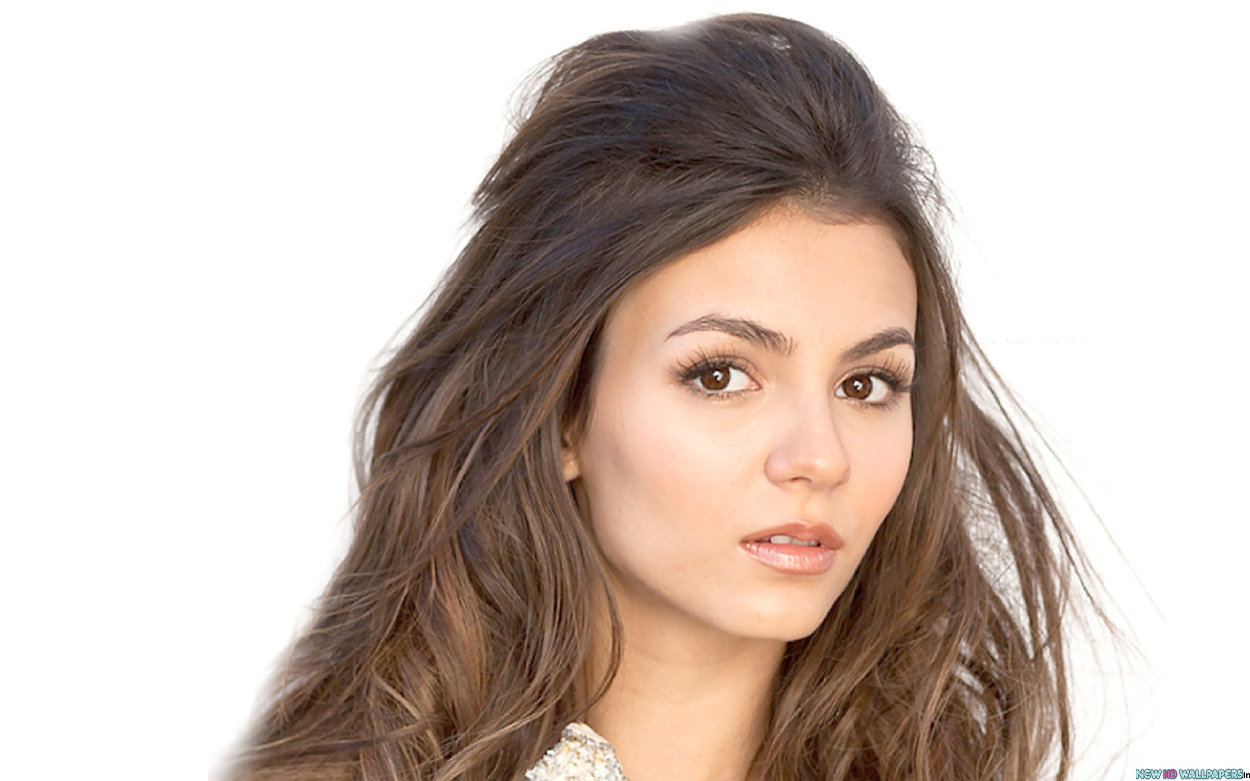 Victoria Justice Sexy Face wallpaper in Celebrities wallpapers 2560x1600