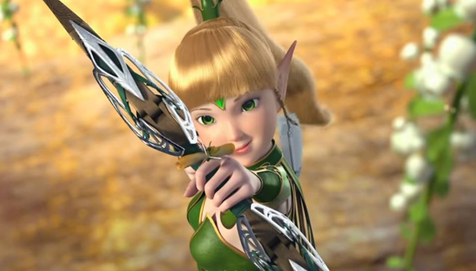 Liya look you for the next movie Throne   Dragon Nest Throne of 960x547