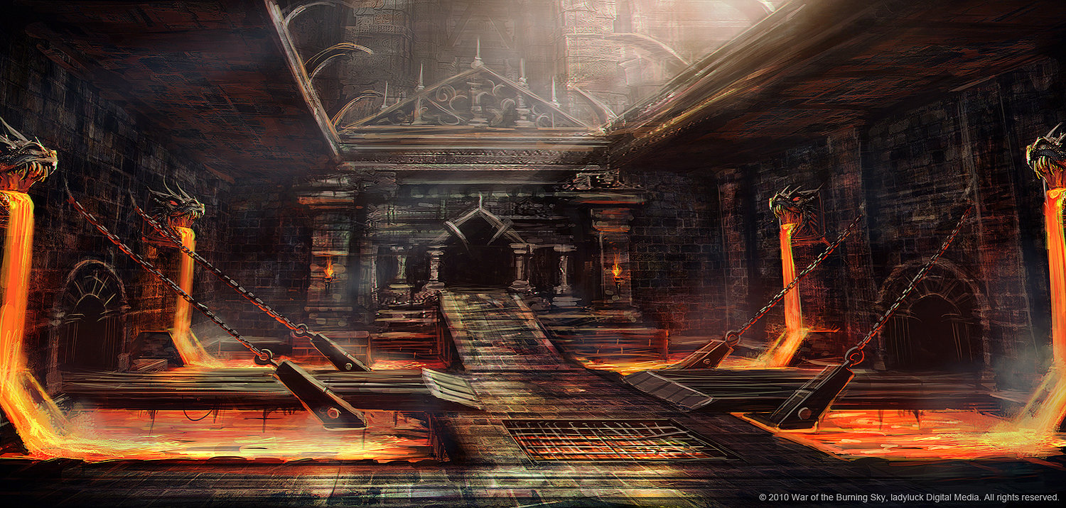 Dungeons And Dragons Concept Art 5 Wallpaper Background Hd 1500716 1500x716
