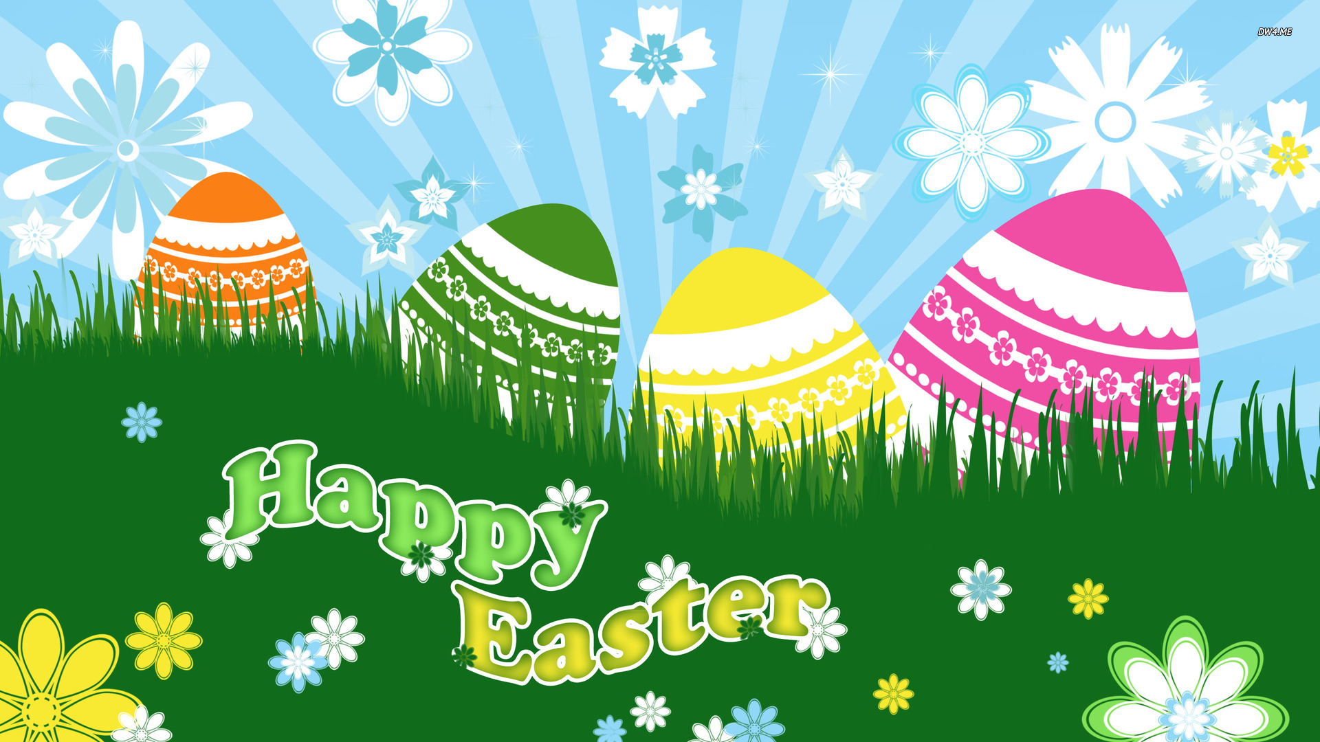 Happy Easter wallpaper   Holiday wallpapers   1251 1920x1080