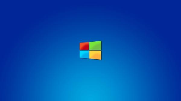 blue blue minimalistic operating systems windows 8 1920x1080 wallpaper 600x337