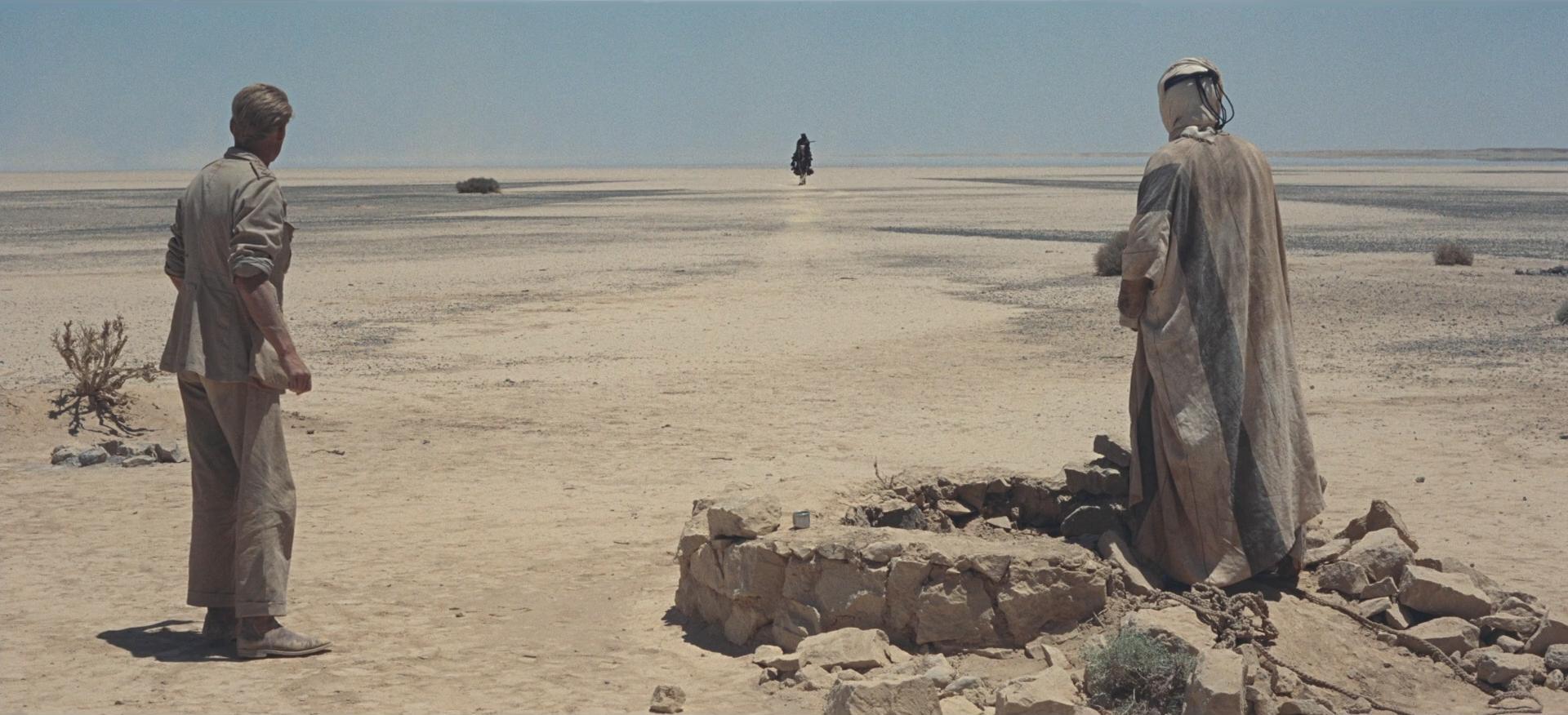 The 4k Restoration of Lawrence of Arabia Looks Like it was Shot 1920x876