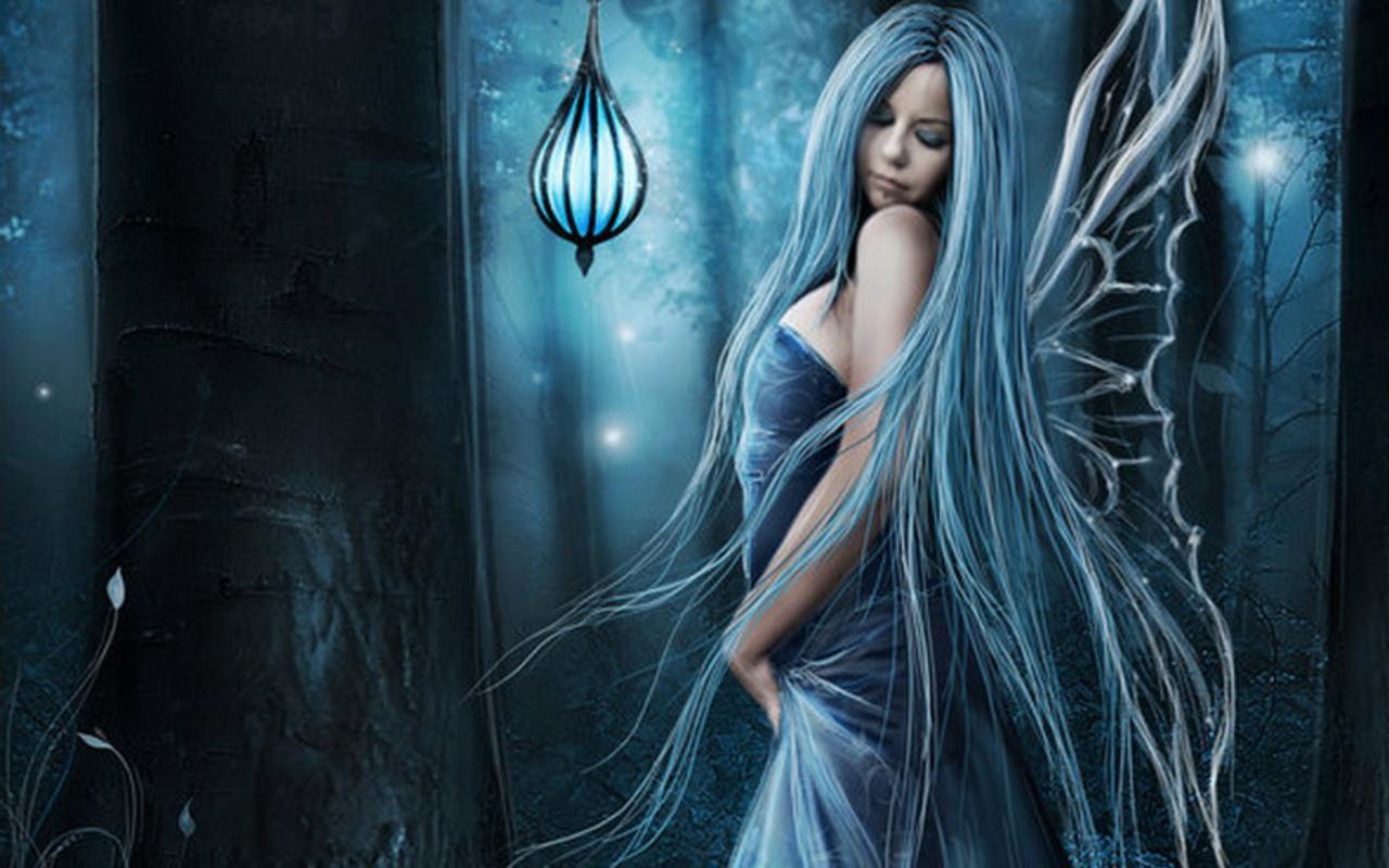 Fairies and Pixies Wallpaper - WallpaperSafari