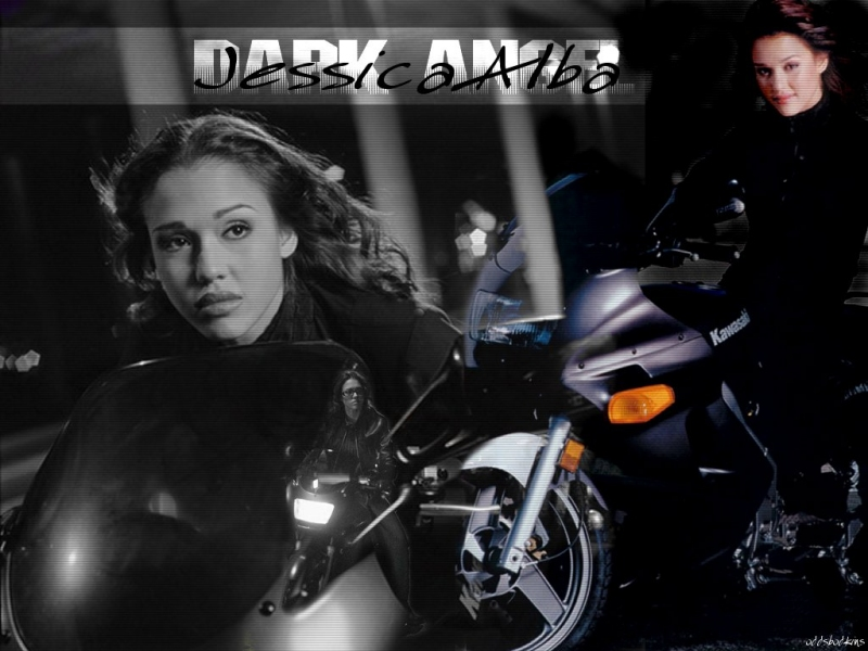 Jessica Alba Dark Angel wallpapers   W3 Directory Wallpapers 800x600