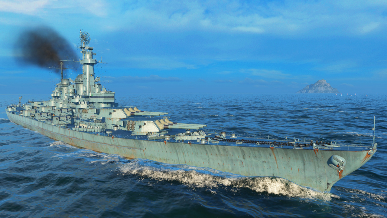 World of Warships Special 2 Montana Released World of Warships 1280x720