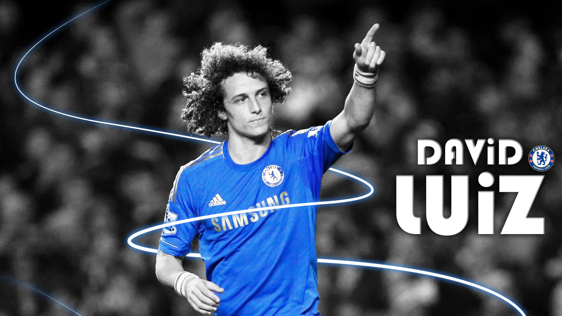 David Luiz Wallpaper 2   1920 X 1080 stmednet 1920x1080