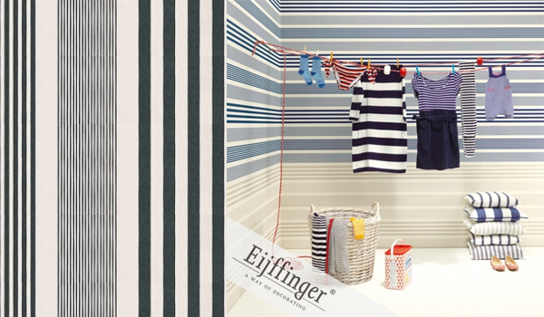 Eijffinger Stripes Only   320443 Wallpaper Wallpapersalescouk 600x350