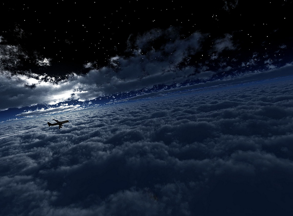 night flight wallpaper   ForWallpapercom 1200x885