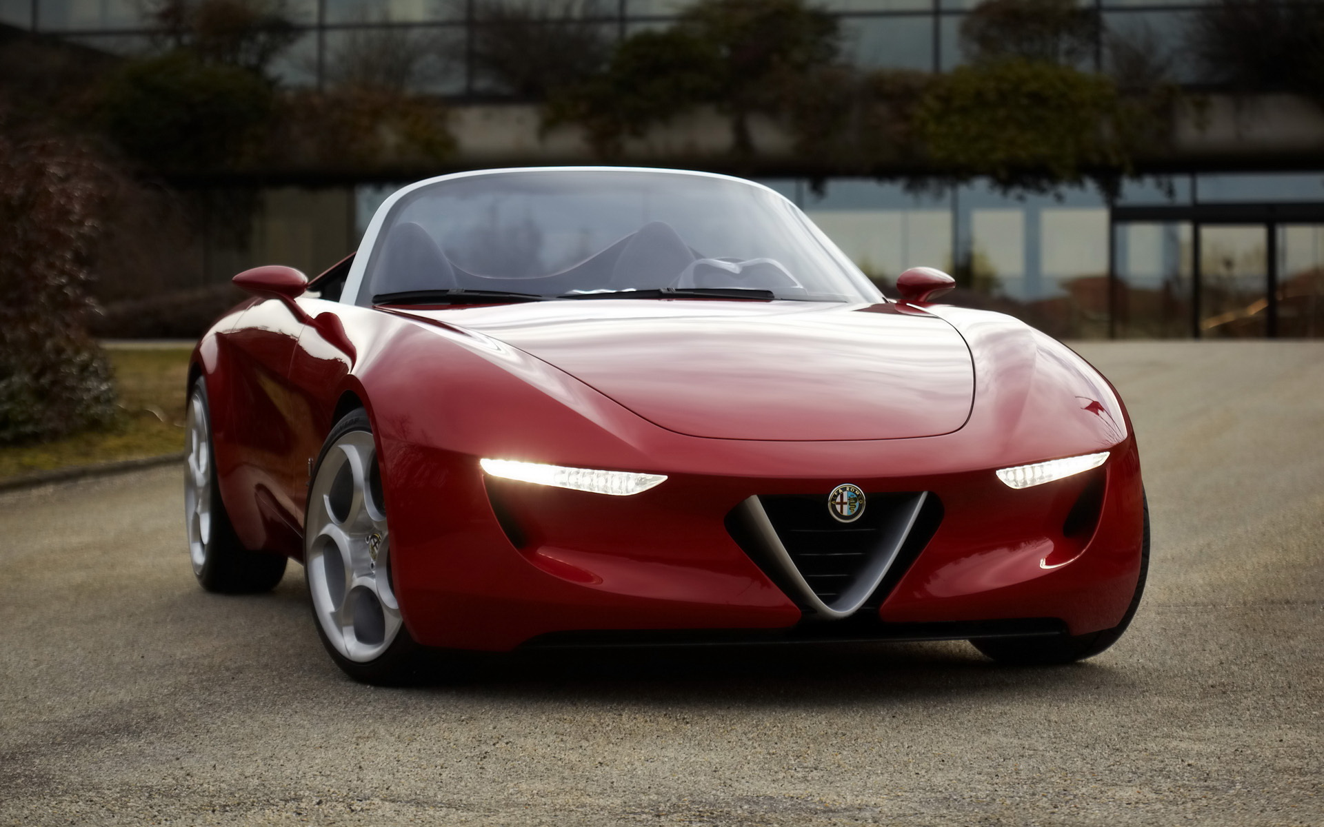 Alfa Romeo Super Car Wallpapers | HD Wallpapers
