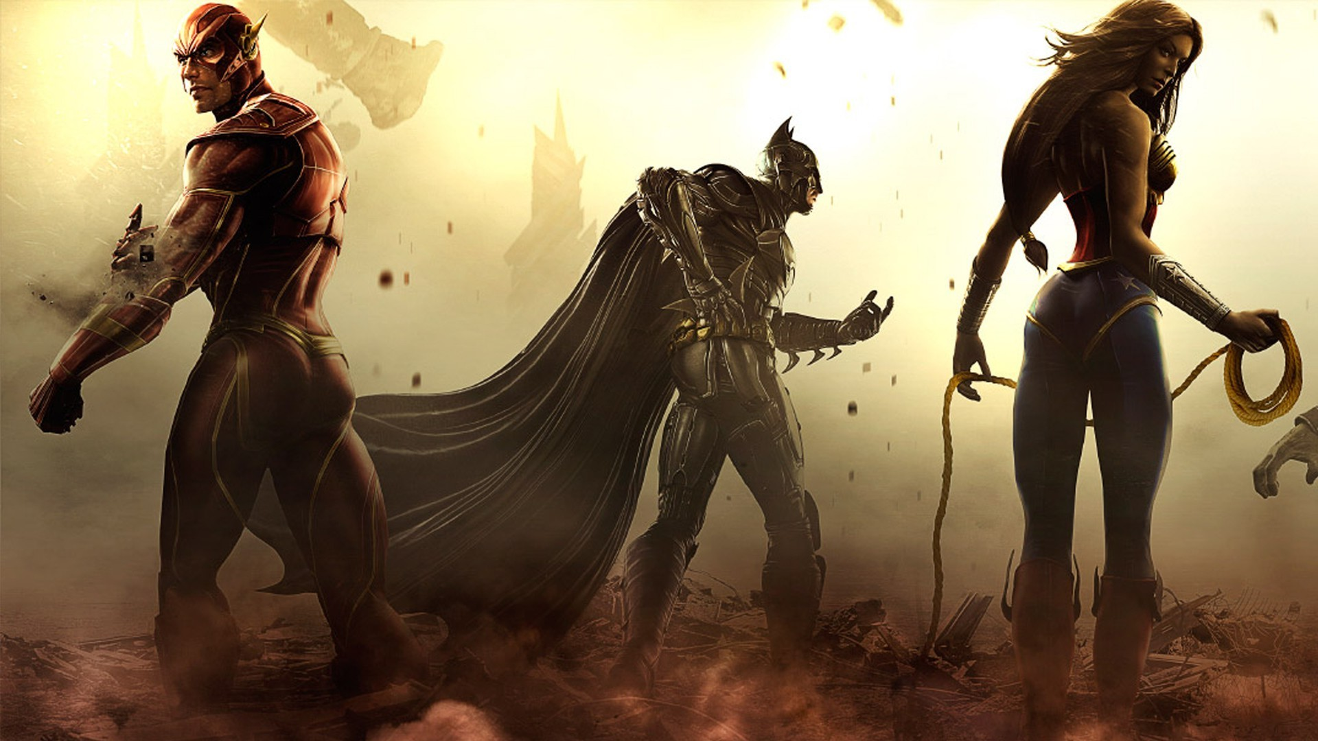 injustice gods among us game hd wallpaper 1920x1080 4872 1920x1080
