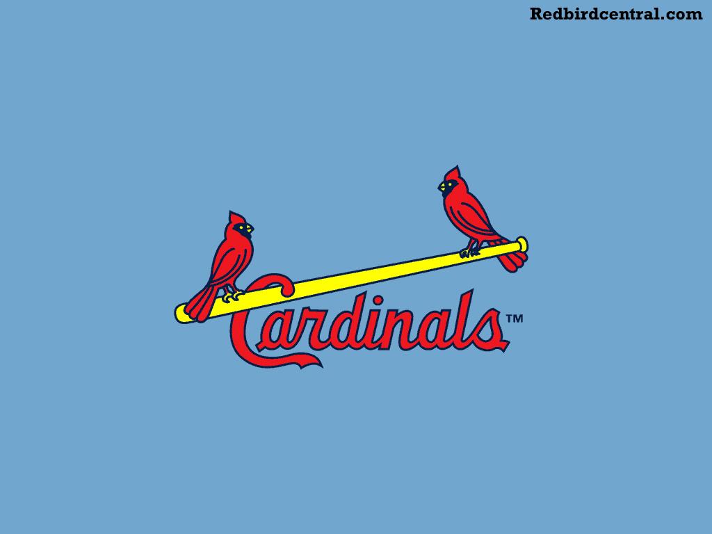 Retro Cardinals Wallpaper 1024x768