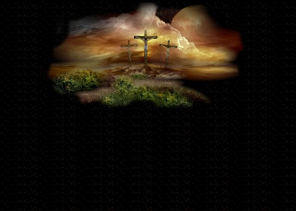 the crucifixion background photo Crucifixion 2jpg 1023x731