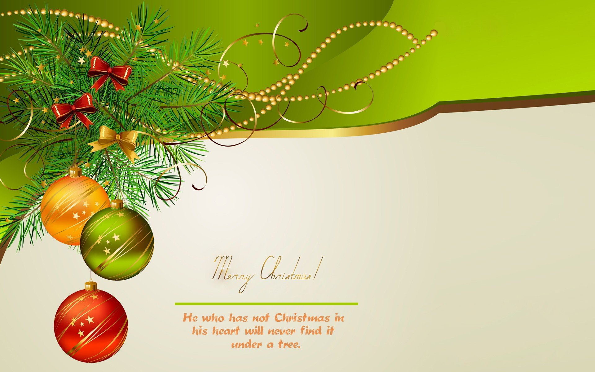 Free Merry Christmas Backgrounds - New HD Wallpapers