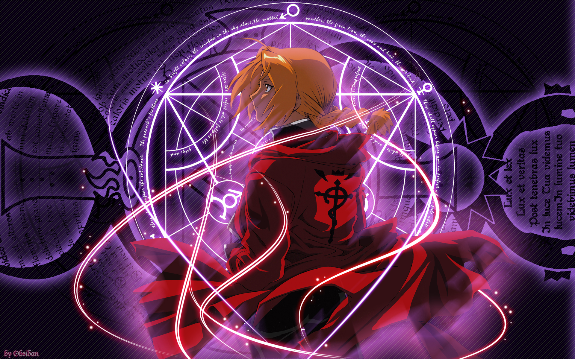 Full Metal Alchemist 05 High Ranked HD Anime 1920x1200