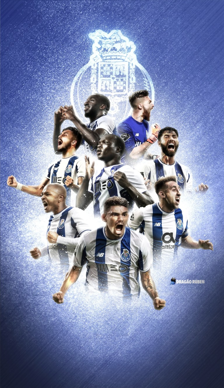 Fc Porto Wallpapers 72 images in Collection Page 1 768x1331