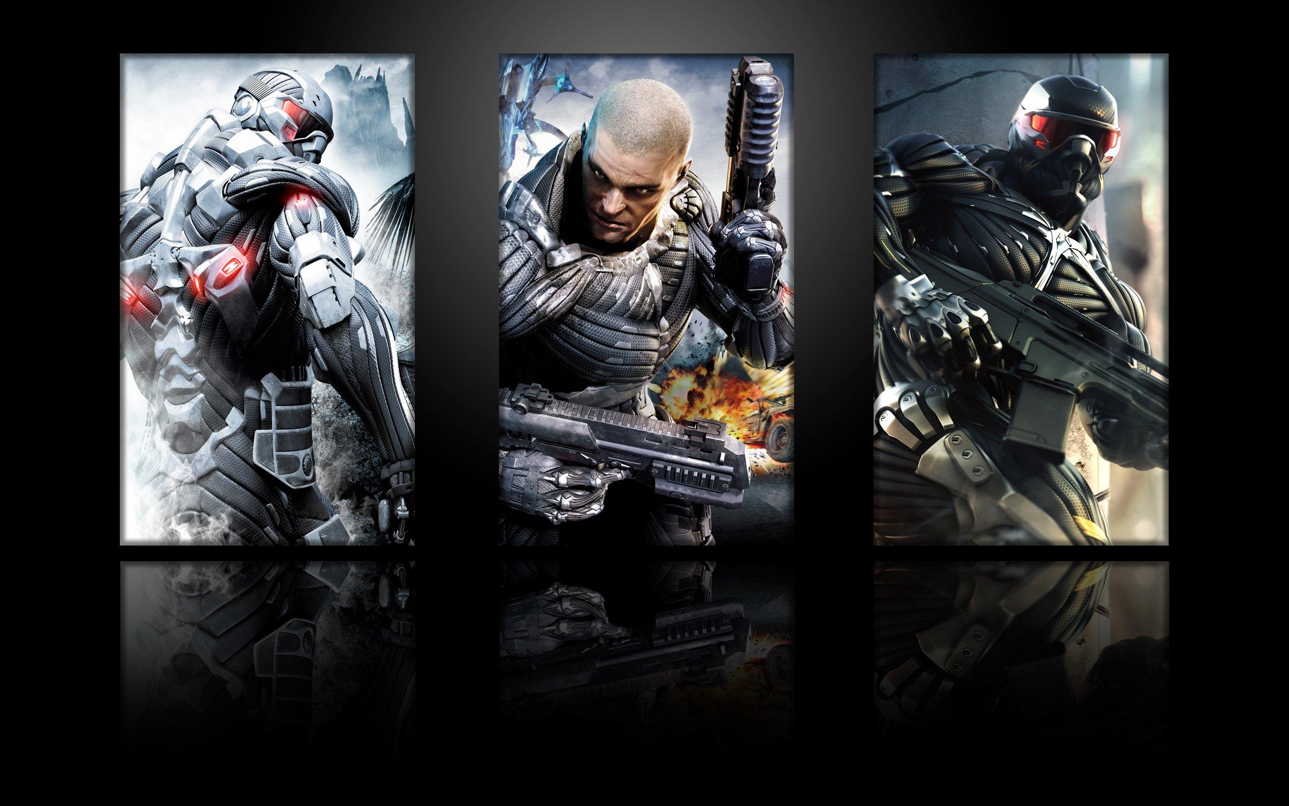 Crysis 2 wallpapers Crysis 2 stock photos 2560x1600