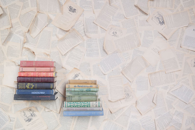 Book Cover Background Hd ~ Wallpaper with book pages wallpapersafari