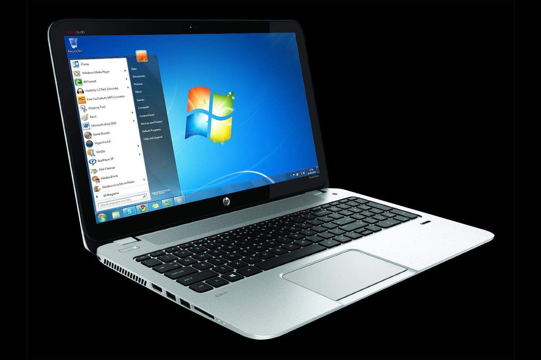 hp laptop windows 7 free download