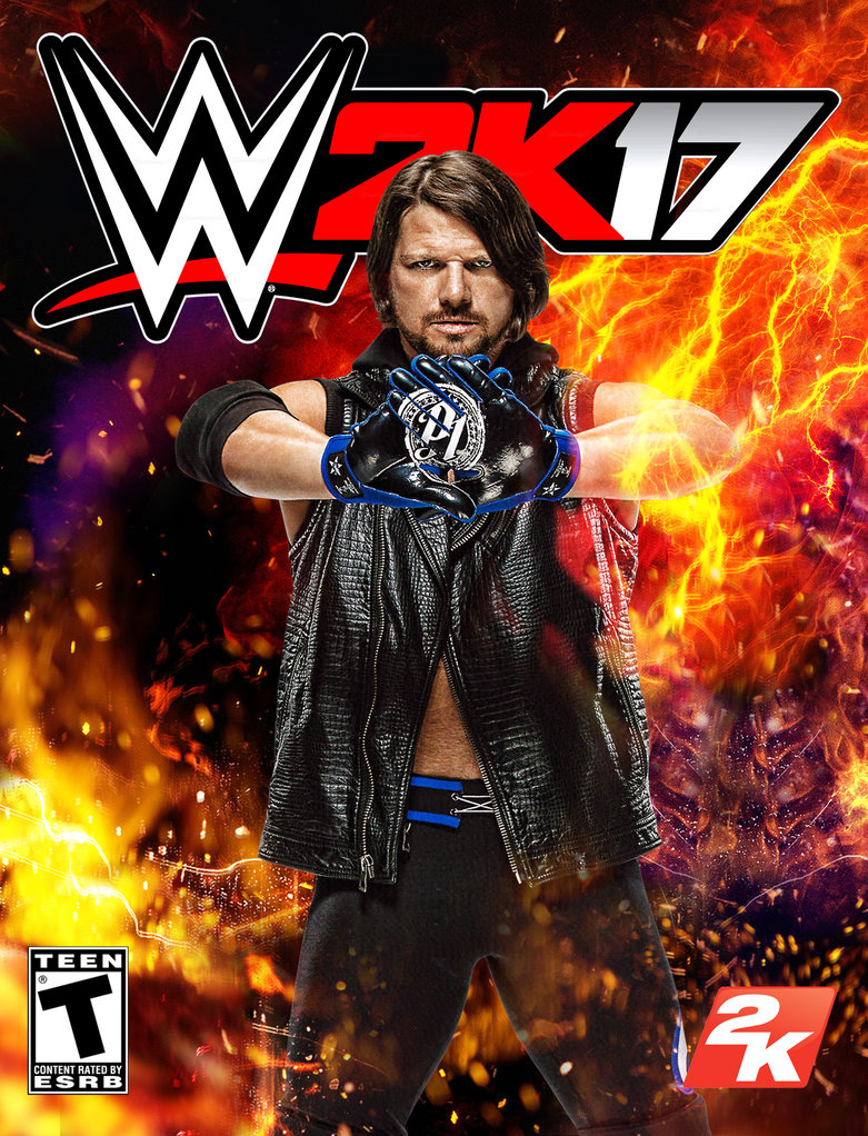 99+] WWE 2K17 Wallpapers on WallpaperSafari