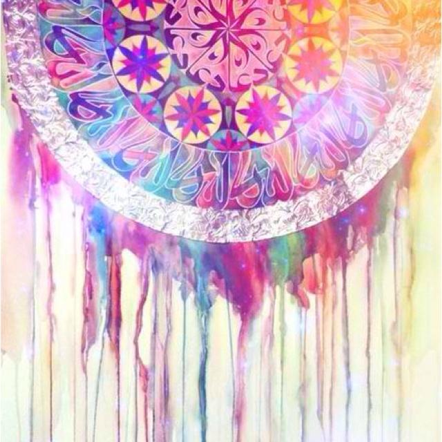 Colorful Dream Catcher Wallpaper - WallpaperSafari
