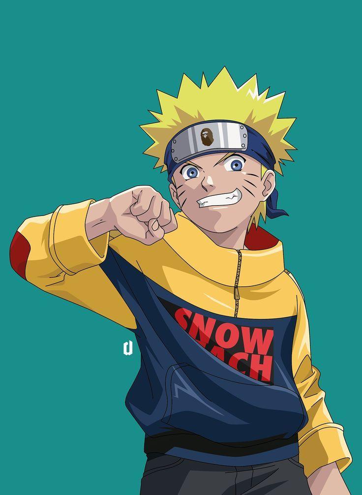 Be unique CartoonsDrawings Naruto Naruto wallpaper Naruto 736x1006