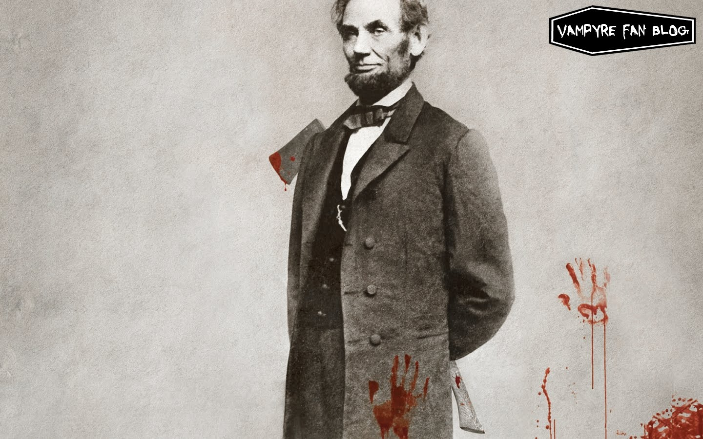 library also down below is a abraham lincoln vampire hunter wallpaper 1440x900