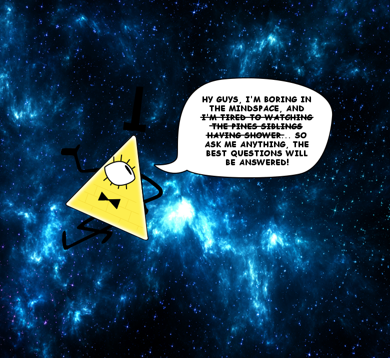 Bill Cipher Wallpapers   Does Bill Cipher Say Before He Leaves Hd 780x717