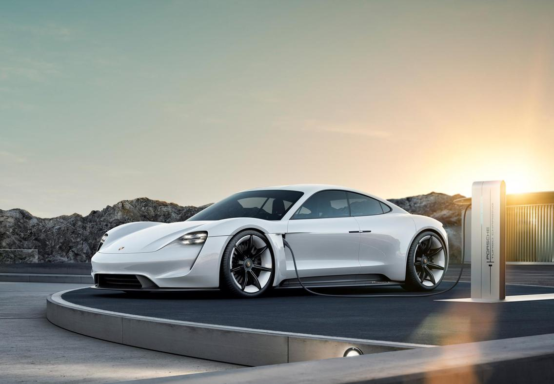 Porsche Taycan charges into the electric car battle in pictures 1136x787