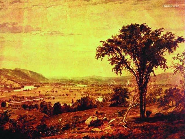 Western Landscape Oil Paintings Western Landscape Paintings Wallpaper 640x480