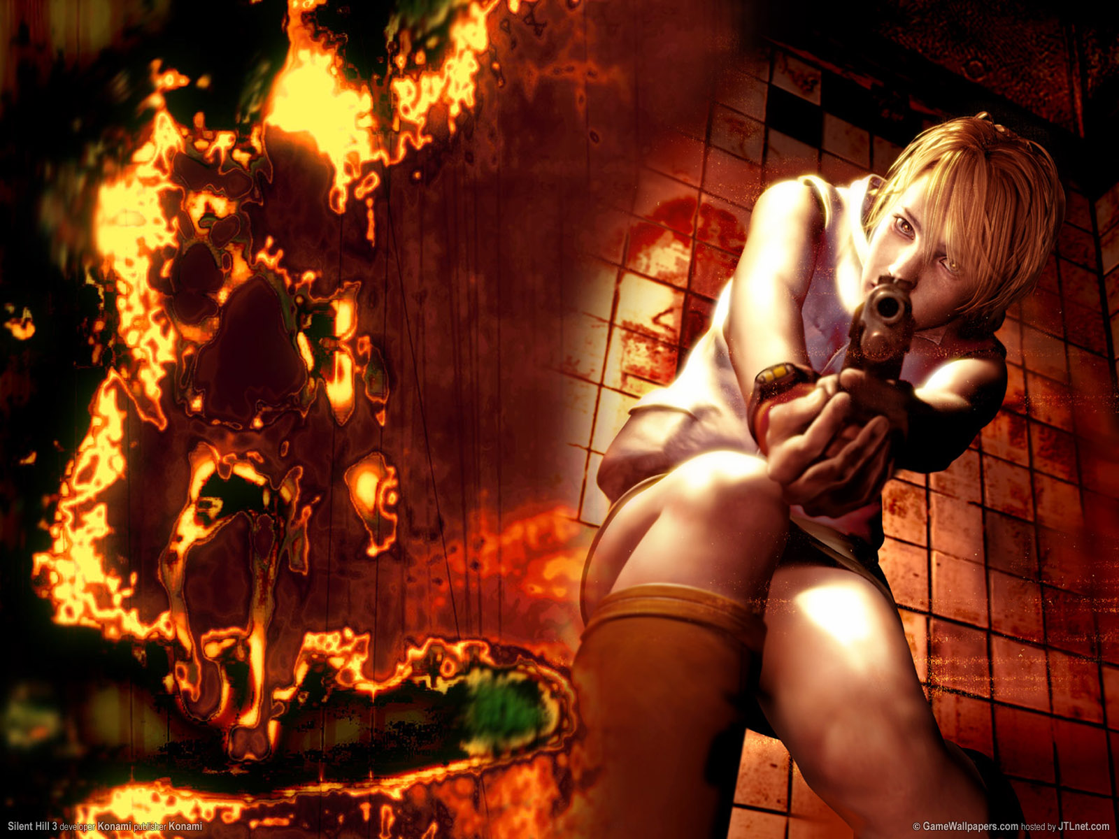 Silent Hill 3 wallpapers Silent Hill 3 stock photos 1600x1200