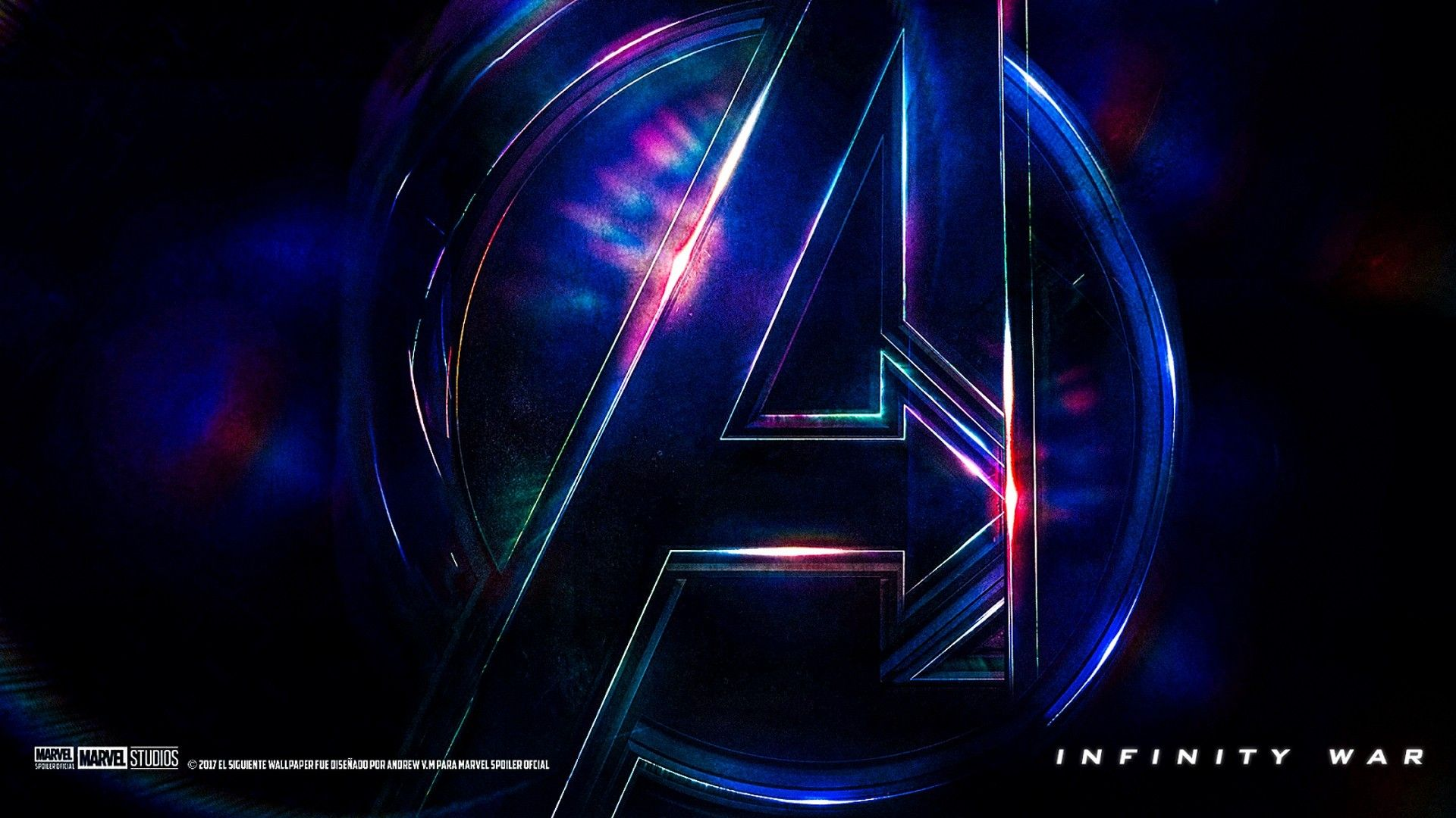 19 Avengers Infinity War Logo Wallpapers On Wallpapersafari