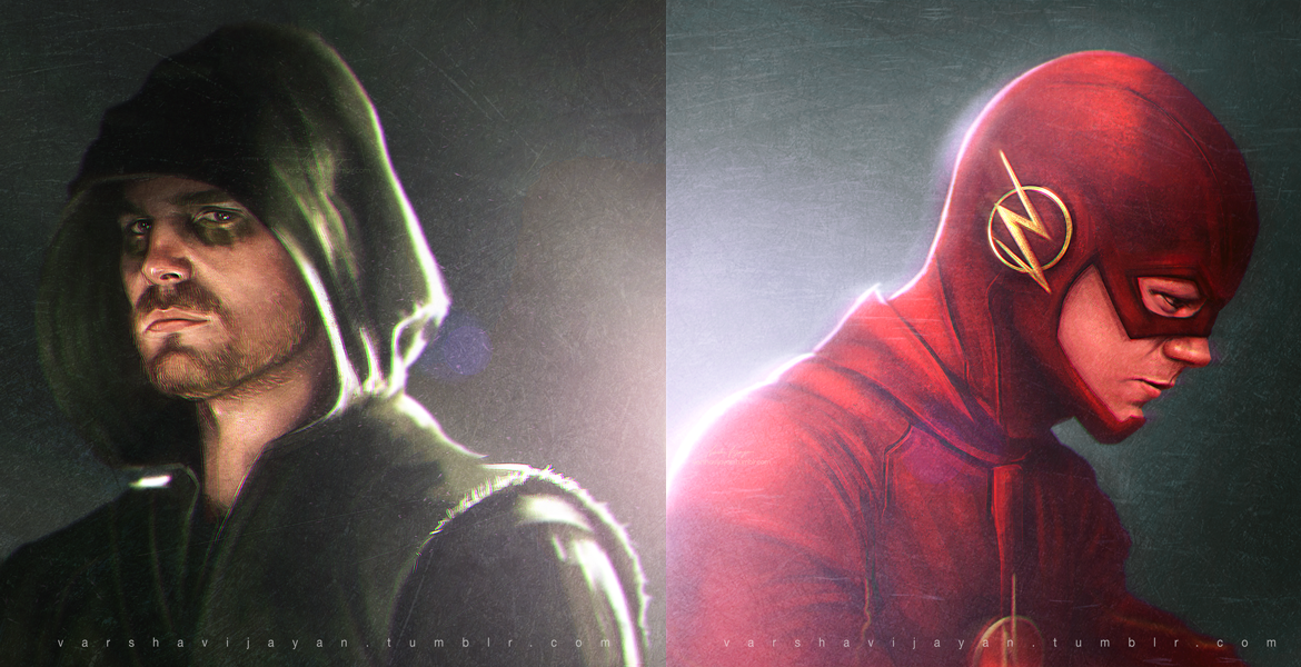 Arrow and The Flash 1170x600