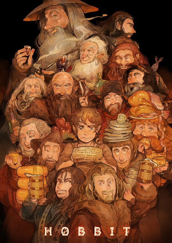 FiliKili and the others images The hobbit HD wallpaper and 600x847