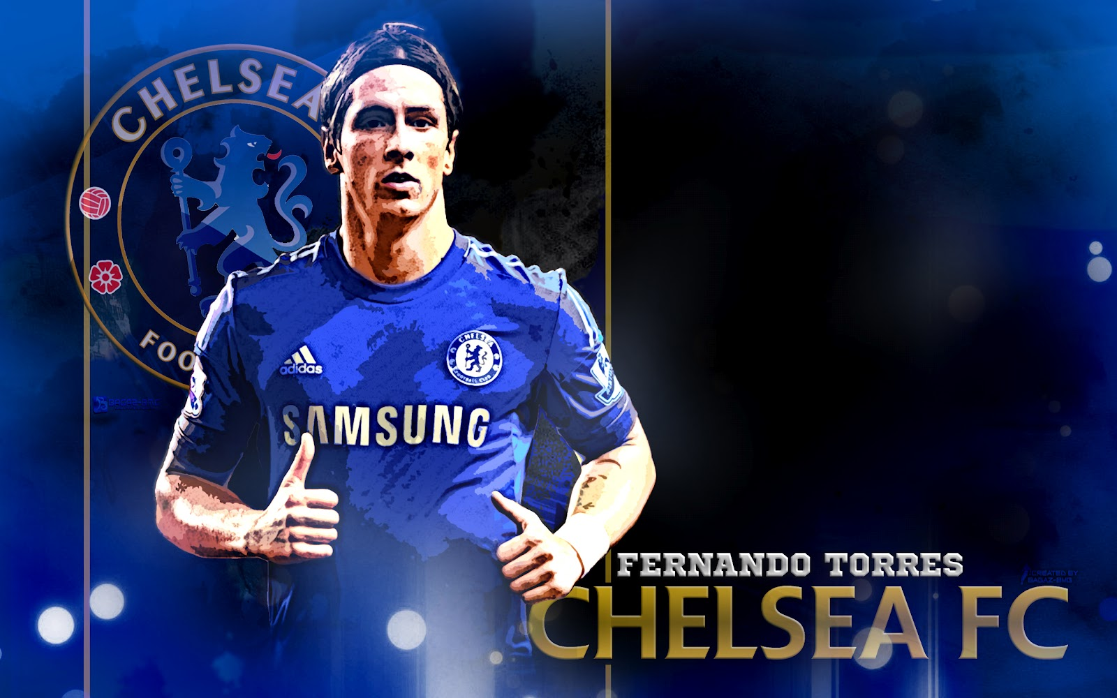 Fernando Torres 2013 Wallpapers HD 1600x1000