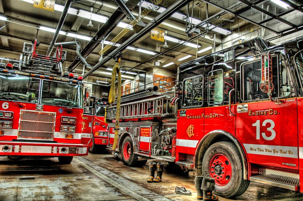 free fire department wallpaper