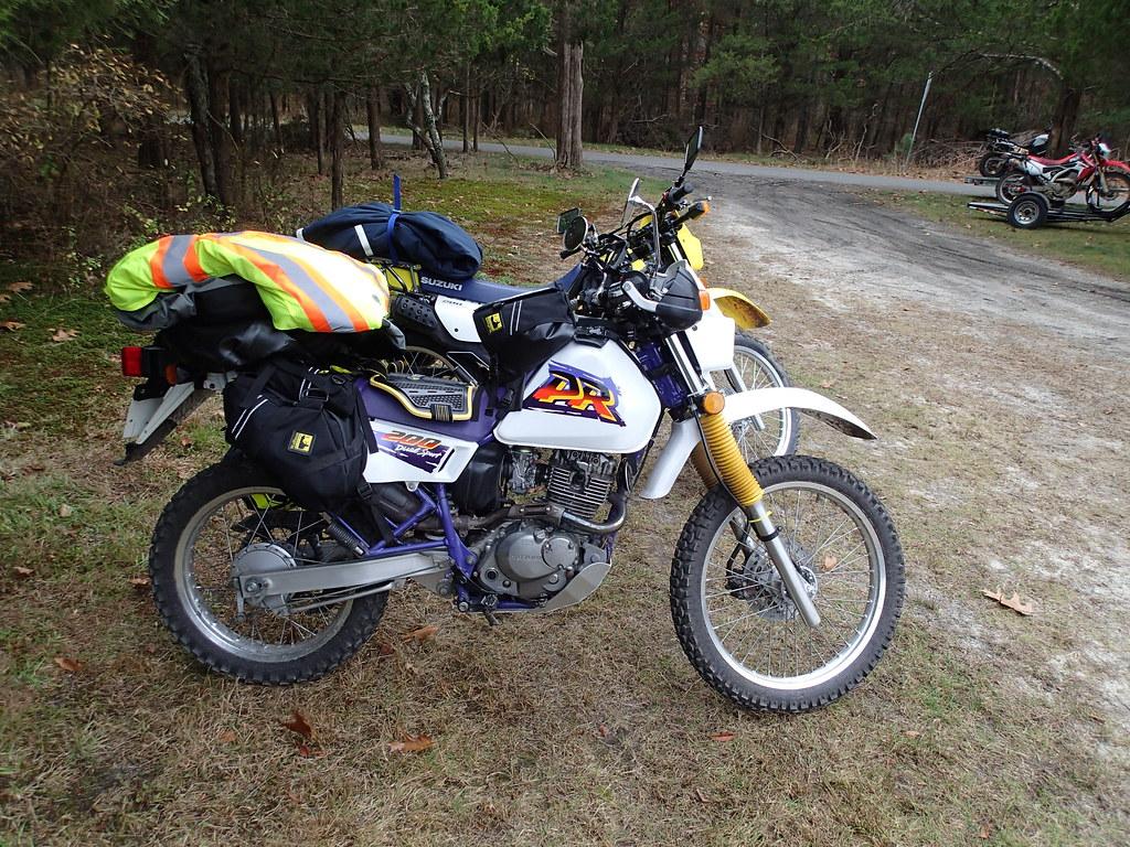 Suzuki DR200 and DRZ400 s bahn Flickr 1024x768