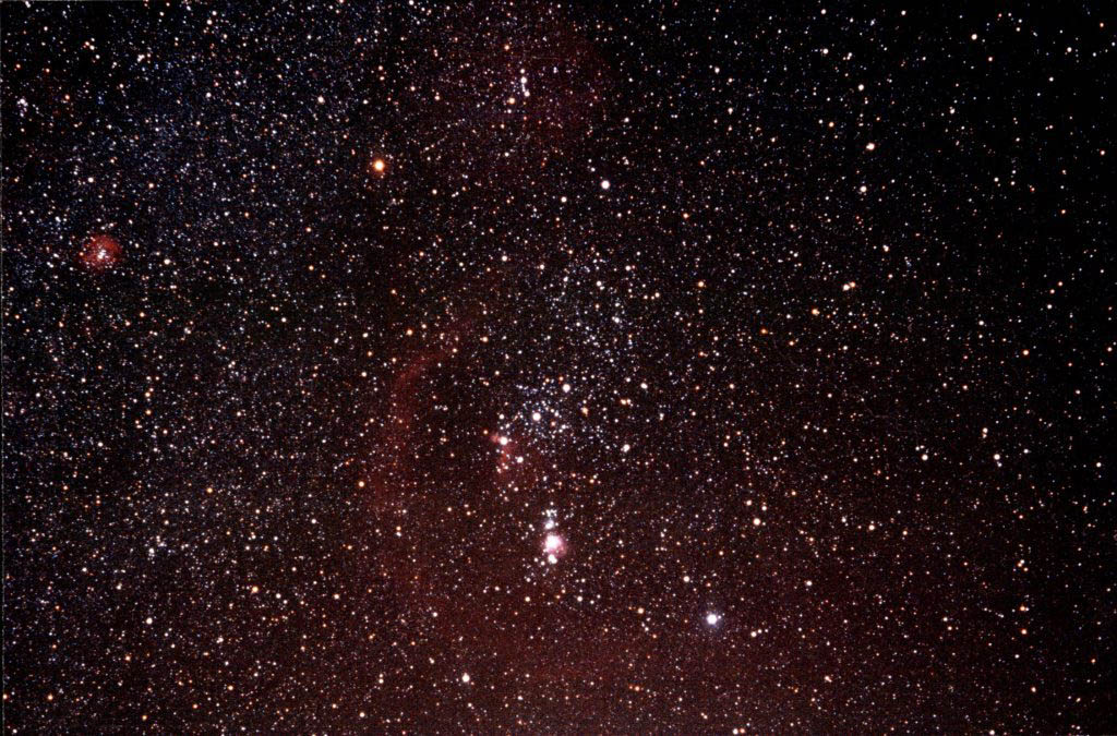 Orion Constellation Wallpaper The orion constellation 1024x675