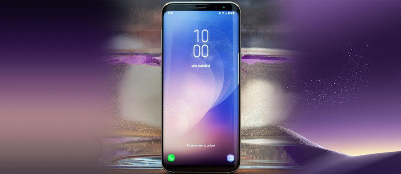 Mau Pake Samsung Galaxy S8 Yuk Coba Wallpaper Samsung S8 1380x600