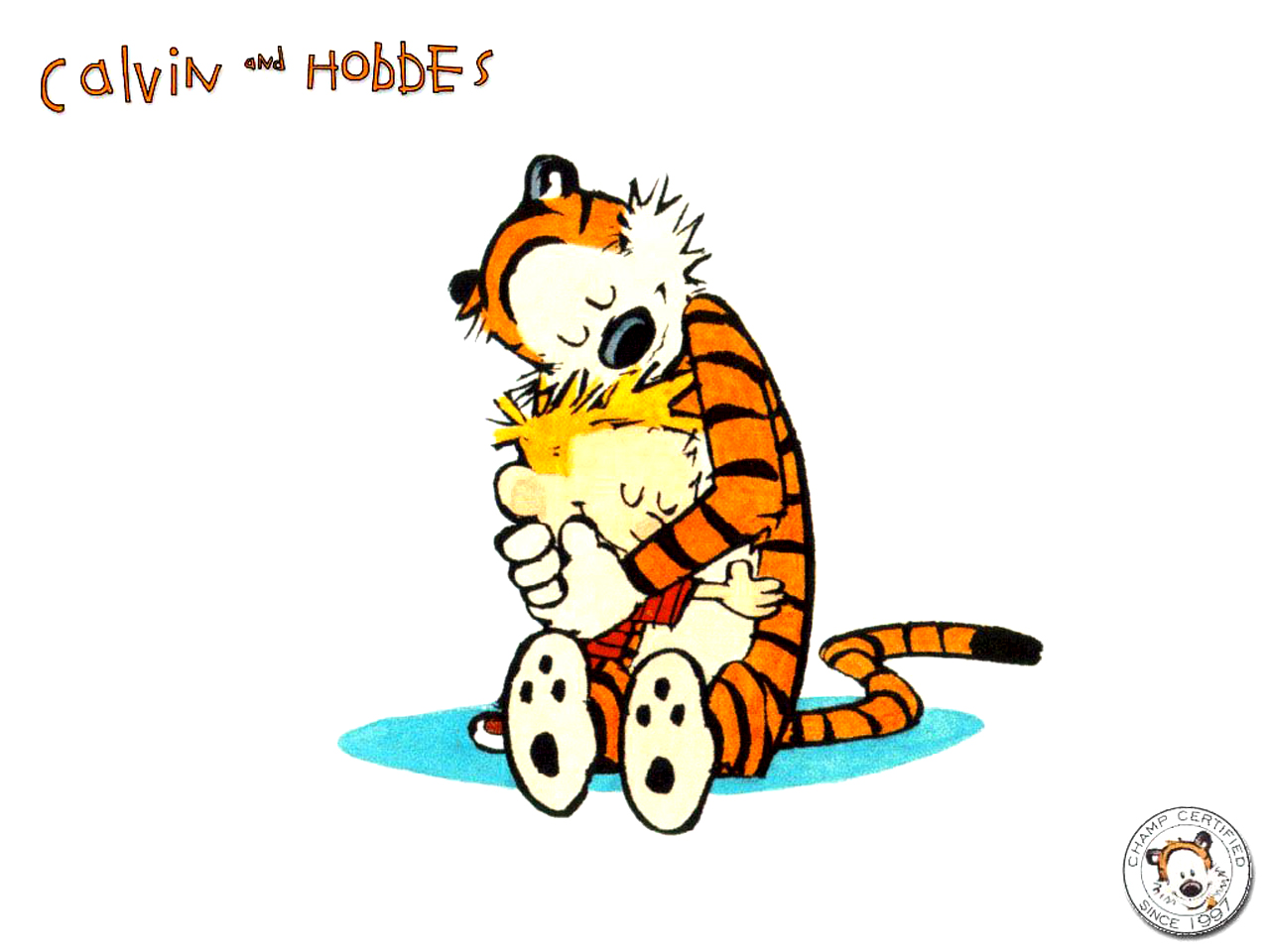 Calvin and Hobbes HD Cartoon Wallpapers Desktop Wallpapers 1280x960
