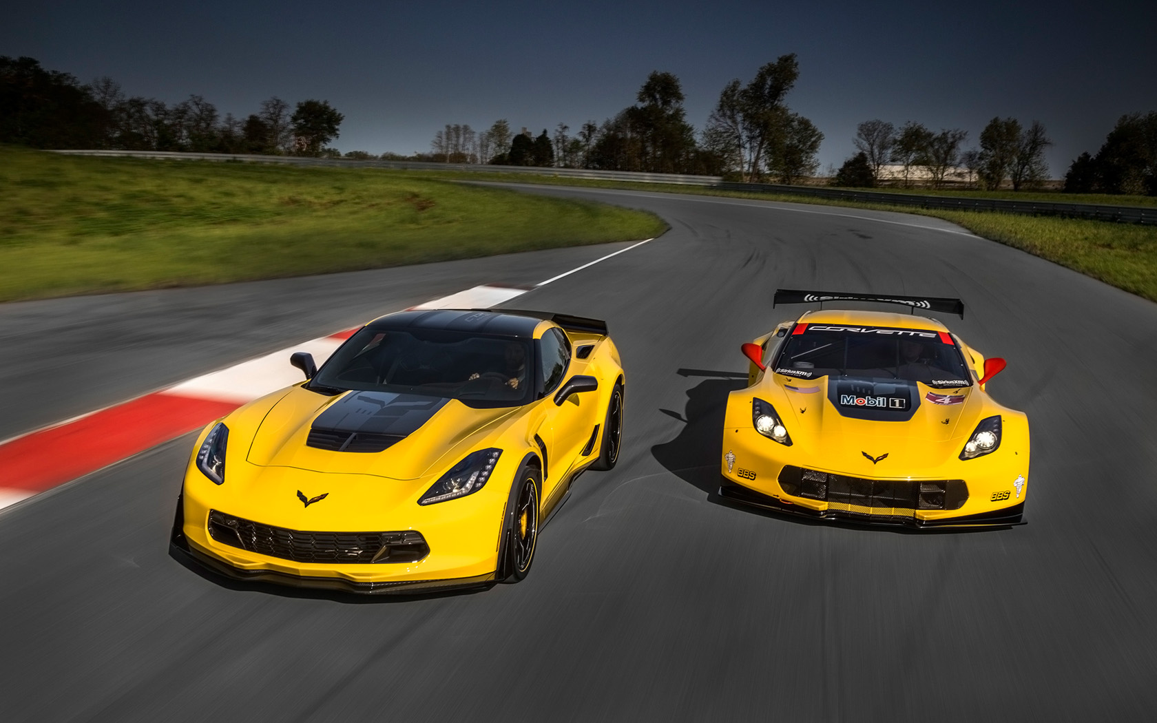 2016 Chevrolet Corvette Z06 C7R Edition   Duo   3   1680x1050 1680x1050