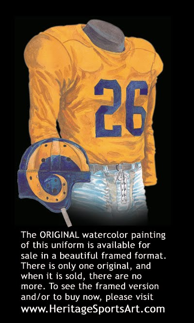 Los Angeles Rams Uniforms for Pinterest 400x667