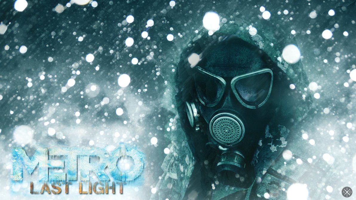Wallpapers for METRO Last light by Live Design 3 by LiveDonbass on 1192x670