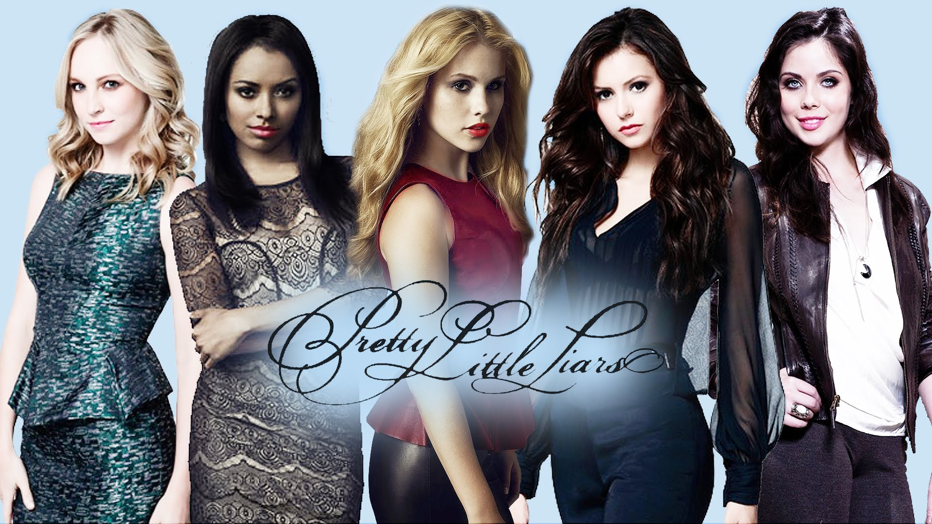 Pretty Little Liars Wallpapers HD Backgrounds 1920x1080