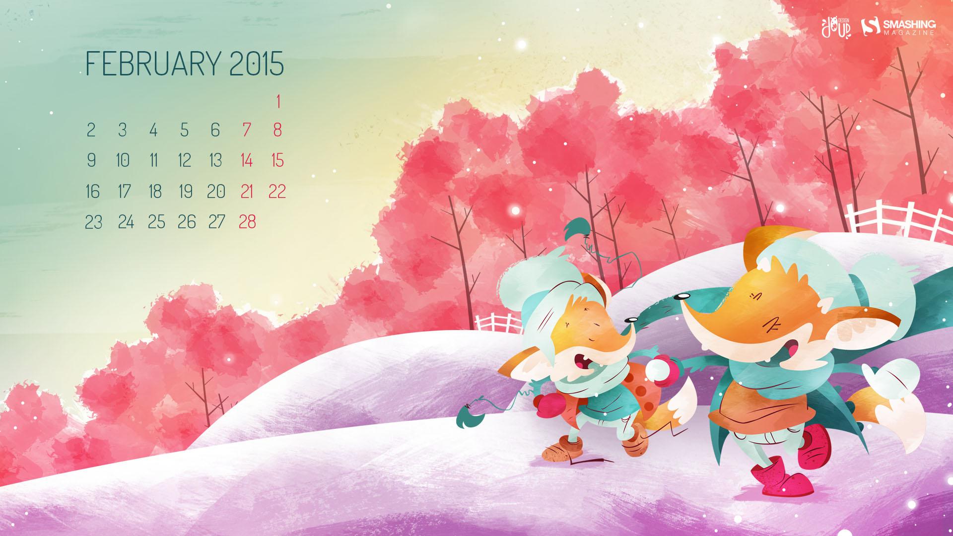 Desktop Wallpaper Calendars February 2015 Smashing Magazine 1920x1080