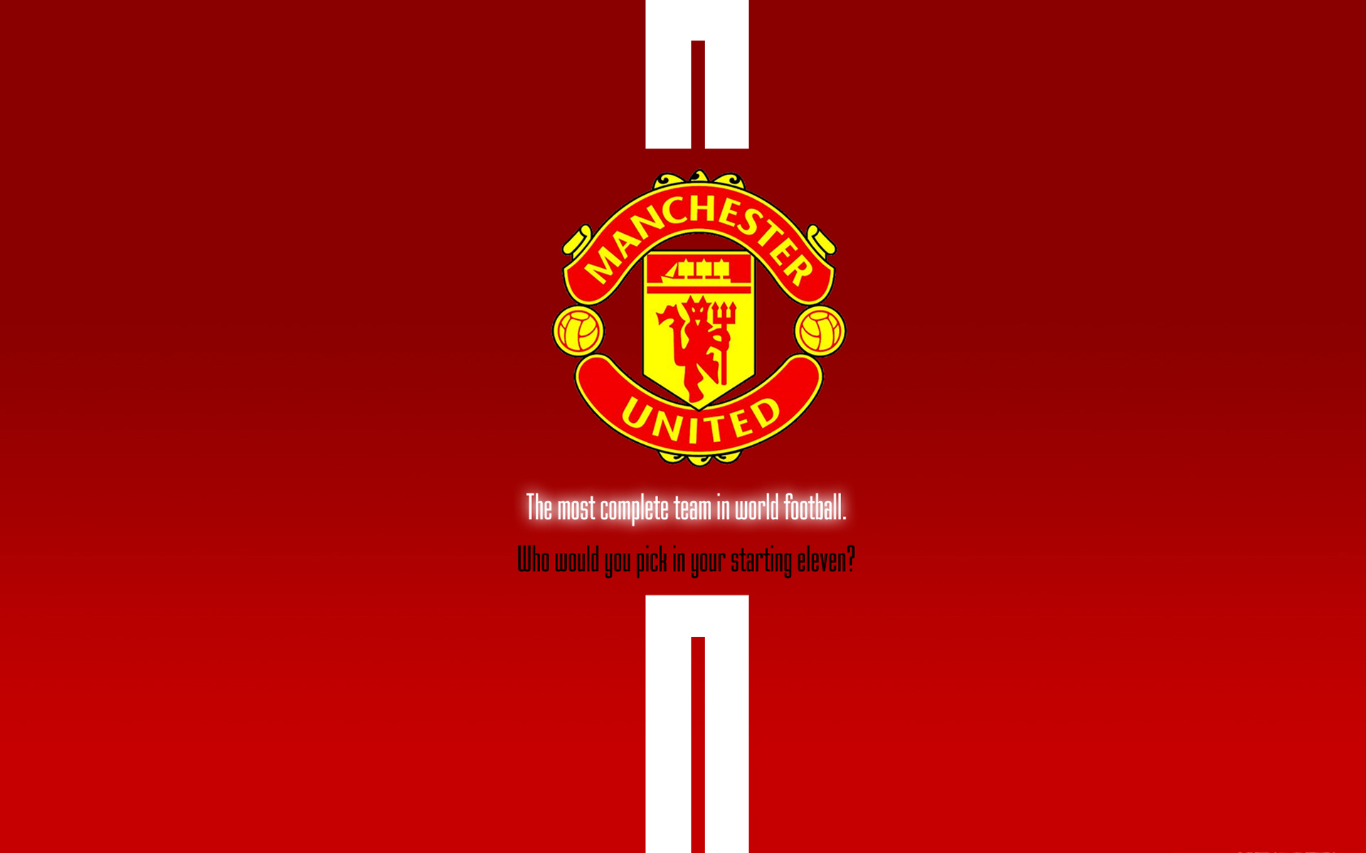 Manchester United Logo Wallpapers 1920x1200