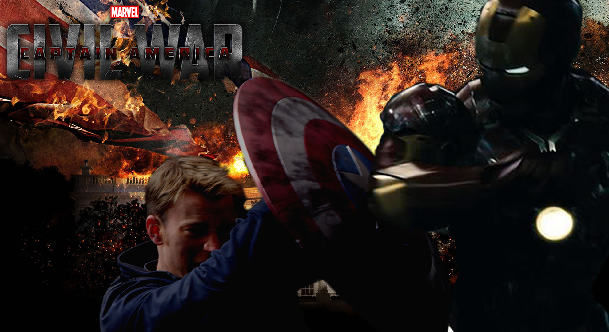 Captain America Civil War 2016 Wallpapers The Art Mad Wallpapers 1980x1080