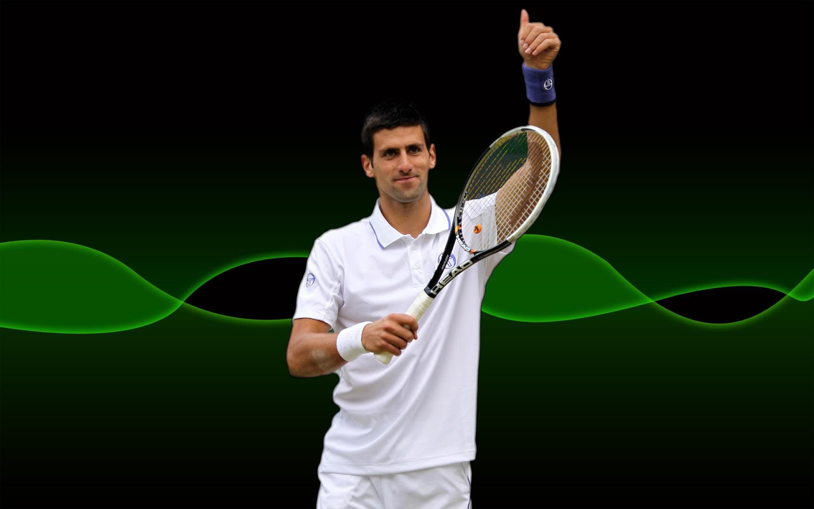 All About Sports Novak Djokovic Profile Pictures And Wallpapers 1600x1000