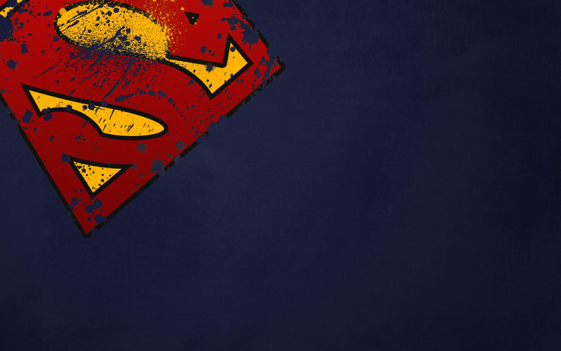 DC Shoes Ics Superman Logo New HD Wallpaper For Your PC Desktop 1920x1200