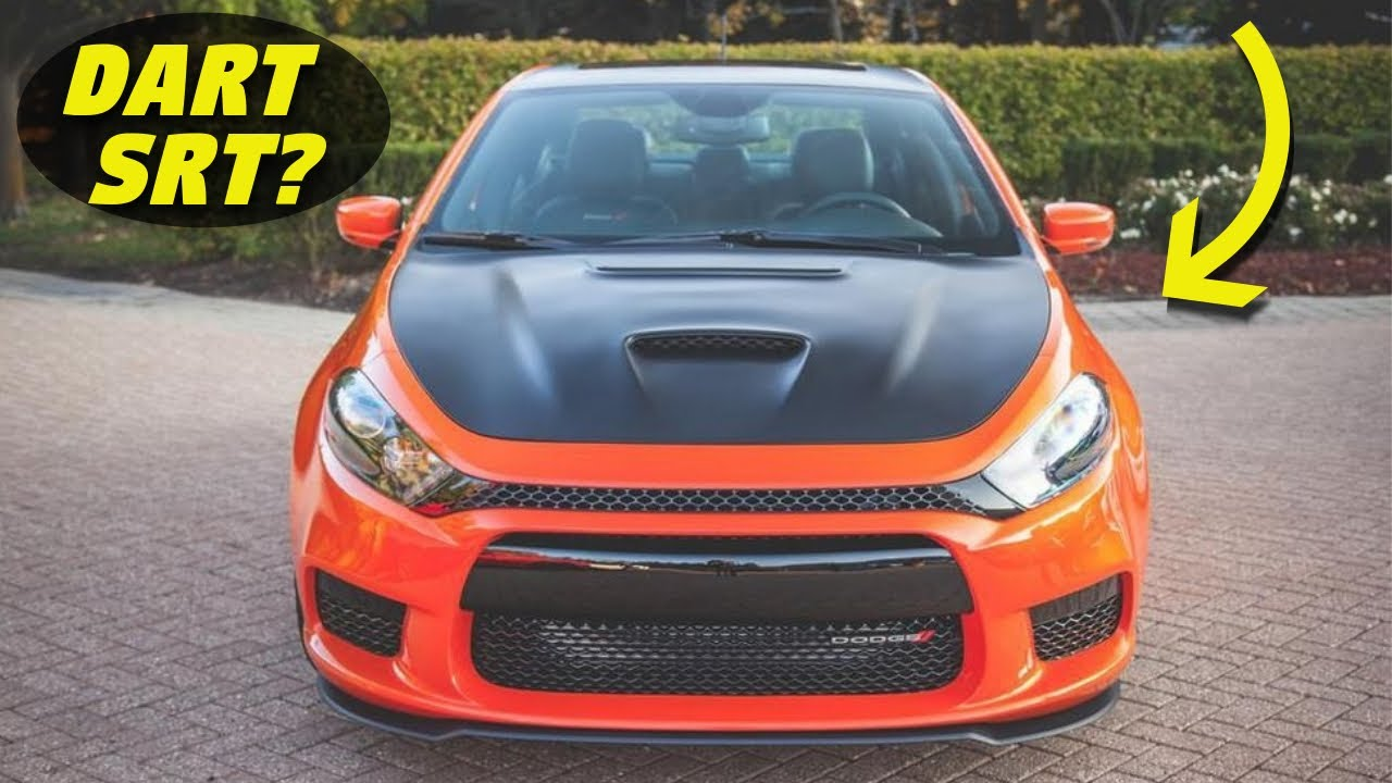 The Story of the Dodge Dart SRT4   Confirmed Cancelled Goes 1280x720